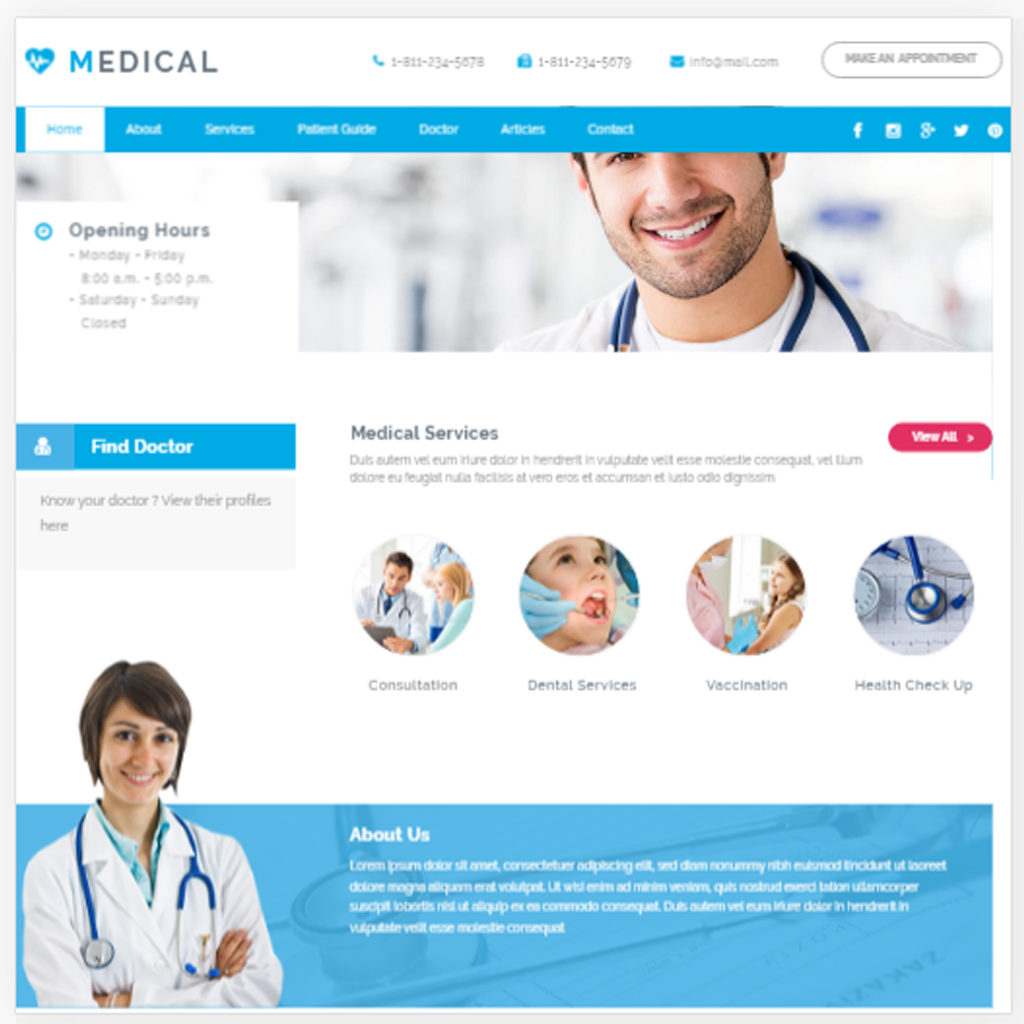 aadiwebsolution website portfolio4